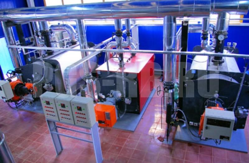 пакет документов для подачи газа после технического перевооружения котельной