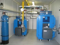 Блочная котельная 2 МВт