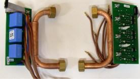 Гидроузел с расходомером гвс и краном подпитки domiproject d f 15-18 Ferroli / Ферроли ( арт.: 90261650 )