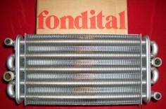 Битермический теплообменник CTN Fondital / Фондитал ( арт.: 8889 )