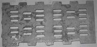 Колосниковая решетка Bosch / Бош ( арт.: _87399302210 )