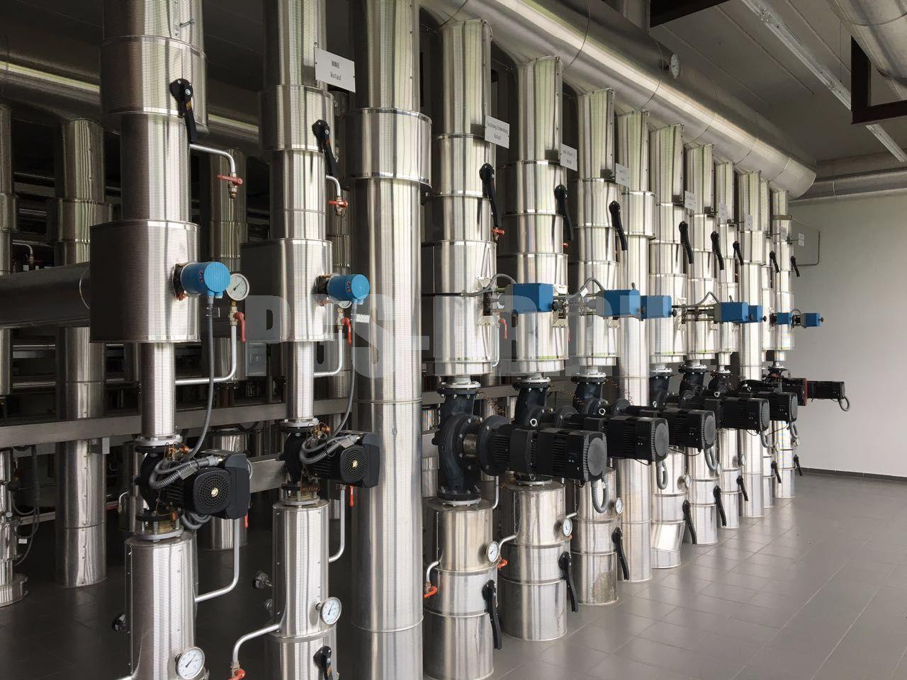 Эксплуатация газовой котельной Услуга Kerf-Thermotechnik Service