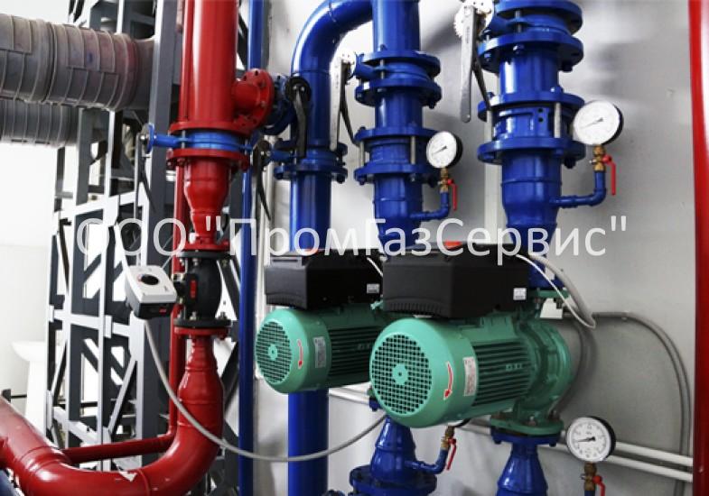 Проектирование и монтаж газовых котельных