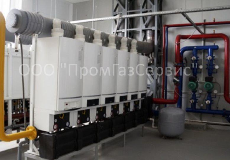 Проектирование и монтаж газовых котлов