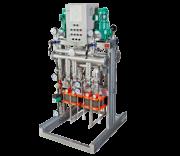 R-4. Узел оборудования горячего водоснабжения