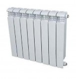 Радиатор биметалл.HOTSTAR ECO RB-02 500/80